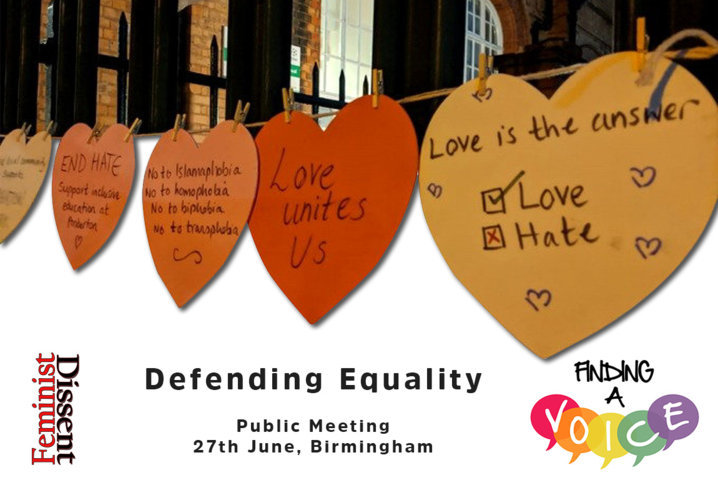 Defence of Equality