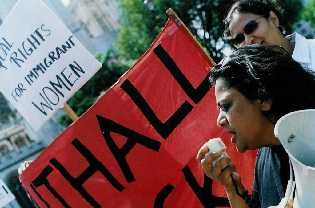 The Domestic Abuse Bill must protect migrant women