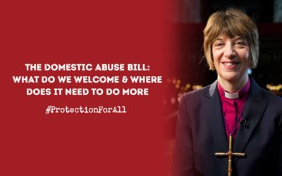 The Domestic Abuse Bill: What Works and What Doesn't?