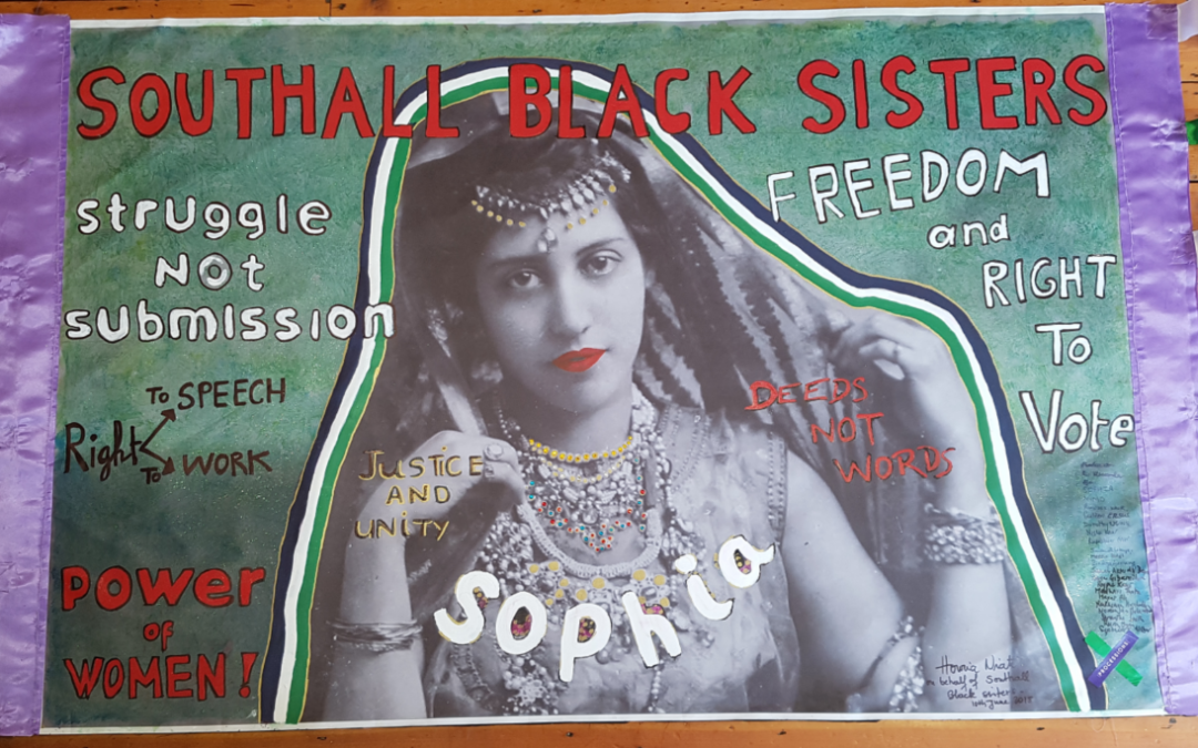 Why I am Involved in Southall Black Sisters